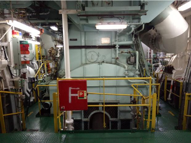 船舶3D扫描