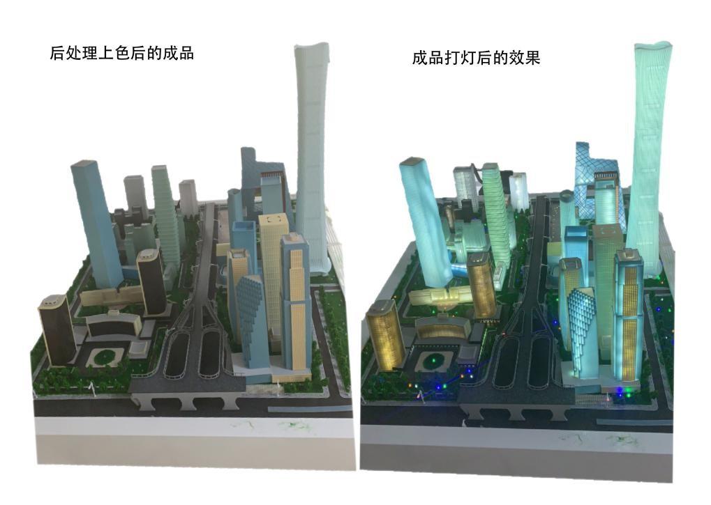 沙盘3D打印