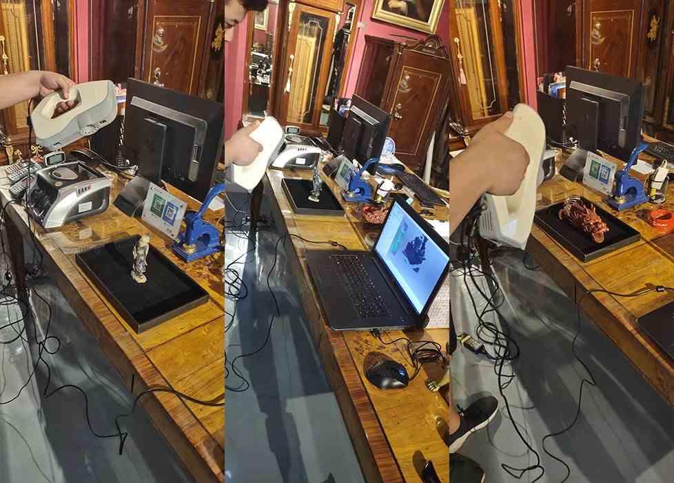 文物3D扫描