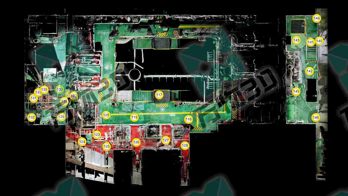 船舶三维扫描